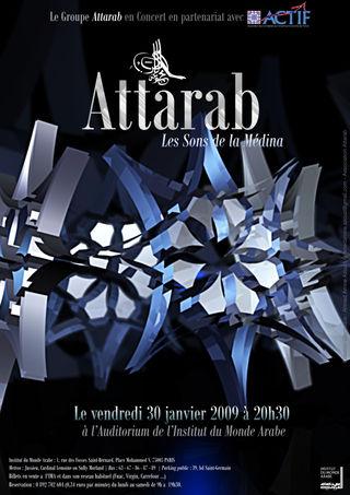 Affiche_attarab_IMA2009