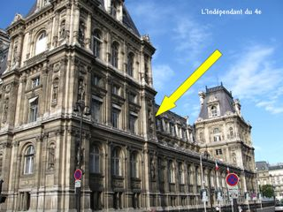 Lindependantdu4e_hotel_de_ville_facade_rivoli_perronetIMG_5312