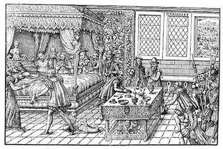 Mort de Henri II