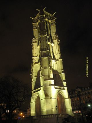 Lindependantdu4e_tour_saint_jacques_by_night
