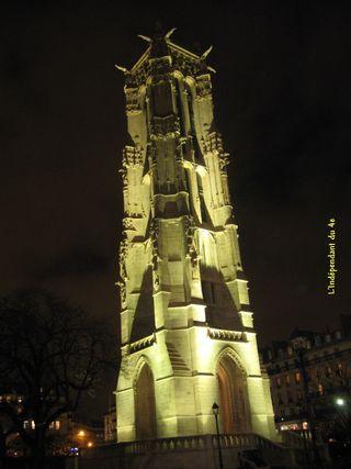 Lindependantdu4e_tour_saint_jacques_by_night