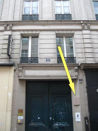 Lindependantdu4e_rue_de_la_verrerie_plaque_elisa_deorche_IMG_0951