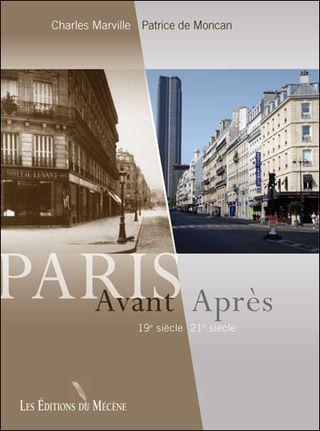 Paris-avant-haussmann-paris-aujourdhui