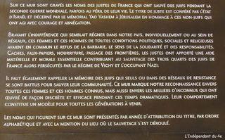 Lindependantdu4e_mur_des_justes_IMG_1854