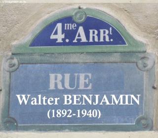 Lindependantdu4e_rue_walter_benjamin_plaque
