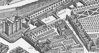 Turgot_map_of_Paris_petit_arsenal