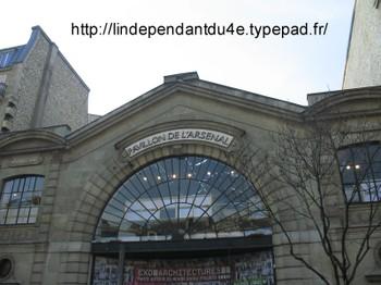 Lindependantdu4e_pavillon_arsenal_0