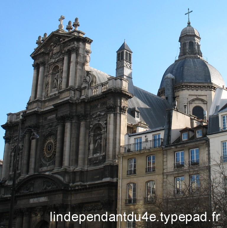 Saint Louis Calendrier.L Independant Du 4e Arrondissement De Paris Xlii Eglise